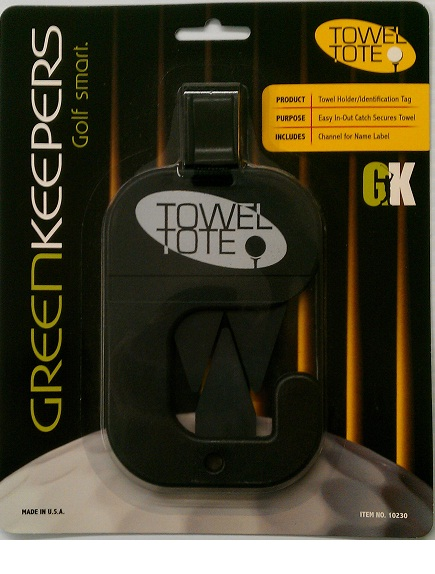 Greens Keeper Towel Totes