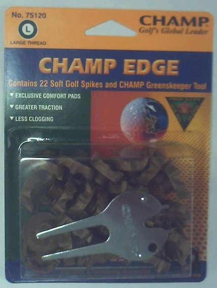 Champ Edge Golf Shoe Spikes