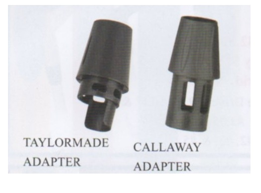 Loft And Lie adapter for Callaway and Taylormade