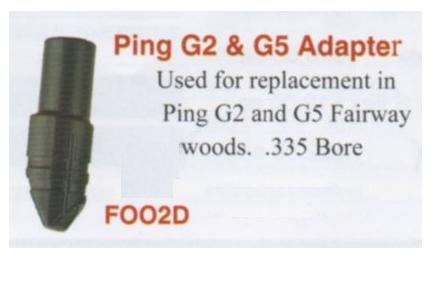 Ping G2 And G5 Adapter