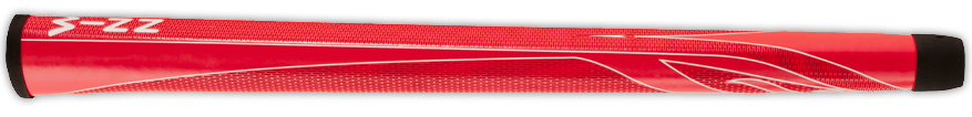 Winn 15P-RD - Long Red Putter Grips