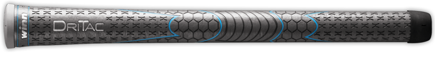 Winn 3DT-GY - DriTac Under Size Golf Grips