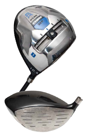 The Glider Golf Driver Heads