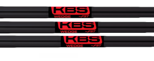 KBS Tour Black Nickel Iron Shafts