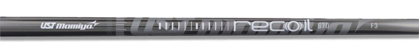Recoil 460 ES A Flex Shafts (Parallel Tip .370) - UST Mamiya