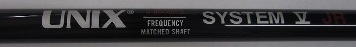 Jr Graphite Golf Shafts