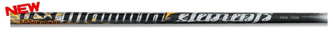 UST Element Fire Golf Shafts